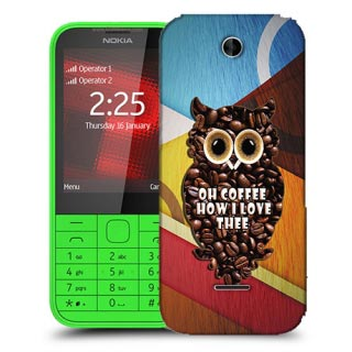Futrola DURABLE PRINT za Nokia 225 FH0002