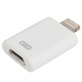 Adapter sa microUSB na Iphone 5