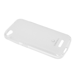 Futrola silikon DURABLE za HTC Desire 320 bela