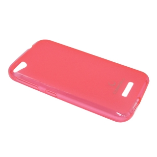 Futrola silikon DURABLE za HTC Desire 320 pink