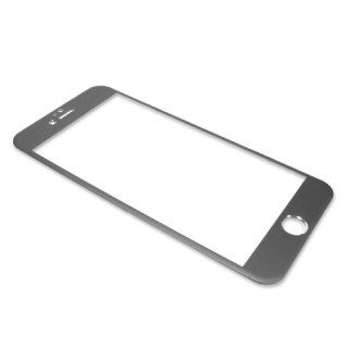 Folija za zastitu ekrana GLASS ALUMINIUM za Iphone 6 PLUS siva