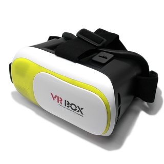 Naocare 3D VR BOX RK3 Plus zute