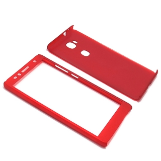 Futrola PVC FULL PROTECT za Huawei Honor 5X bordo