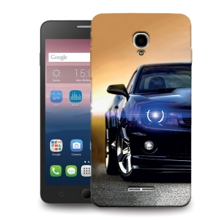 Futrola DURABLE PRINT za Alcatel OT-5051 Pop 4 TN0003