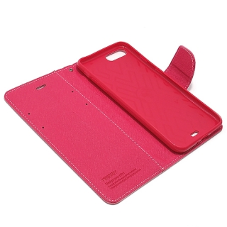Futrola BI FOLD MERCURY za Iphone 7 Plus roze