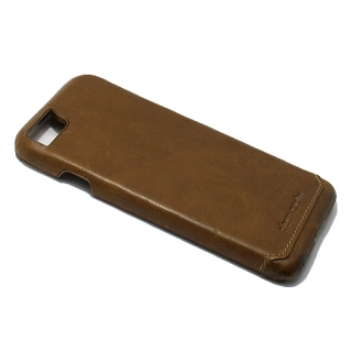Futrola PIERRE CARDIN PCL-P03 za Iphone 7 braon