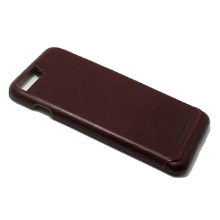 Futrola PIERRE CARDIN PCL-P03 za Iphone 7 Plus bordo