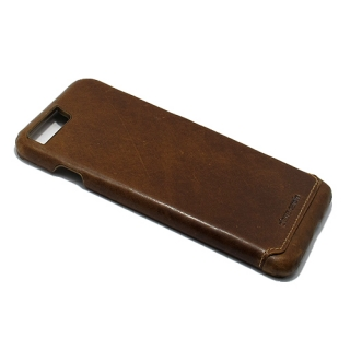 Futrola PIERRE CARDIN PCL-P03 za Iphone 7 Plus braon