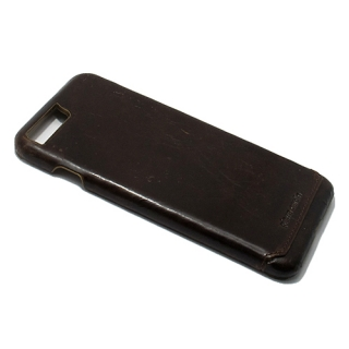 Futrola PIERRE CARDIN PCL-P03 za Iphone 7 Plus tamno braon