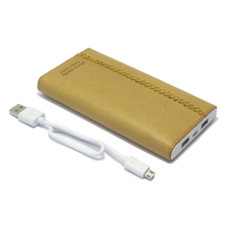 Power Bank PIERRE CARDIN PCQ-E18 10000mAh svetlo braon