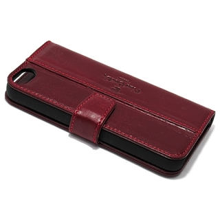 Futrola PIERRE CARDIN PCL-P05 za Iphone 5G5SSE bordo