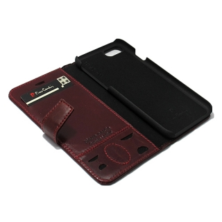 Futrola PIERRE CARDIN PCL-P05 za Iphone 7 bordo