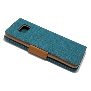 Futrola BI FOLD MERCURY Canvas za Samsung G955F Galaxy S8 Plus zelena