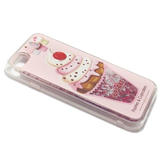 Futrola LIQUID NEW za Iphone 7 cupcake