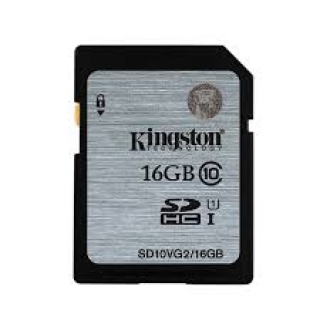 Kingston SD 16GB memorijska kartica klasa 10 UHS-I