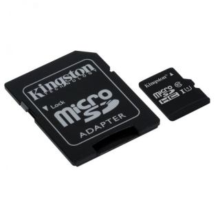 Kingston Micro SD memorijska kartica 128 GB Class 10