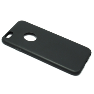 Futrola ULTRA TANKI KOLOR za Iphone 6G/6S crna