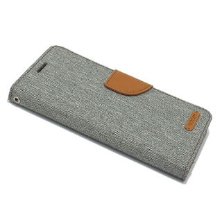 Futrola BI FOLD MERCURY Canvas za Samsung G935 Galaxy S7 Edge siva