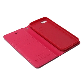 Futrola BI FOLD HANMAN za Iphone 7/8 pink