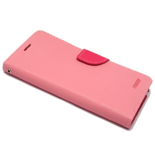 Futrola BI FOLD MERCURY Canvas za Iphone 7/Iphone 8 pink