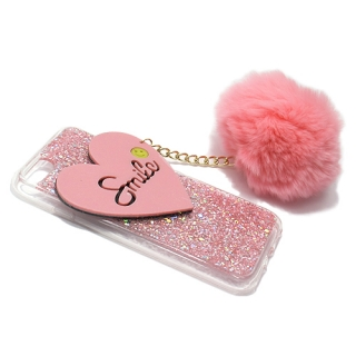 Futrola GLITTER SMILE za Iphone 7/8 DZ03