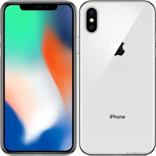 Apple Iphone X 256GB Srebrna