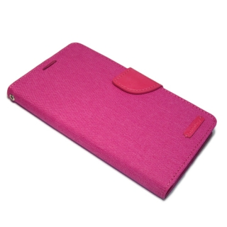 Futrola BI FOLD MERCURY Canvas za Iphone X/ Iphone XS pink