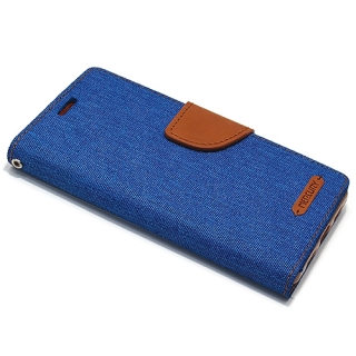 Futrola BI FOLD MERCURY Canvas za Iphone X/ Iphone XS plava
