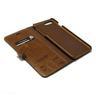 Futrola PIERRE CARDIN PCL-P05 za Iphone 7 Plus/ Iphone 8 Plus braon