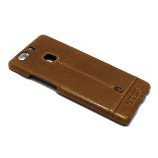 Futrola PIERRE CARDIN PCL-P03 za Huawei P9 Plus braon
