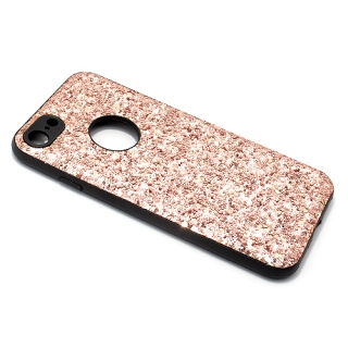 Futrola Glittering za Iphone 7 roze
