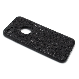 Futrola Glittering za Iphone 8 crna