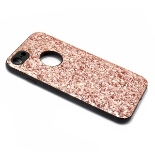 Futrola Glittering za Iphone 8 roze