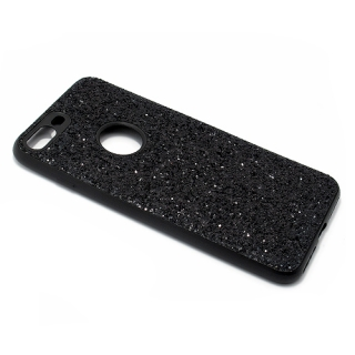 Futrola Glittering za Iphone 8 Plus crna
