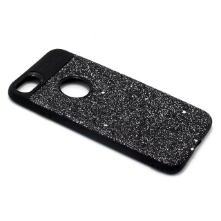 Futrola Sparkling za Iphone 8 crna