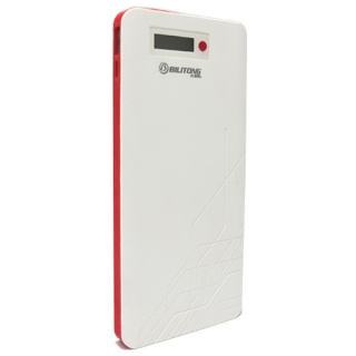 Power Bank BILITONG Y083 13000mAh za Iphone lightning belo-crveni
