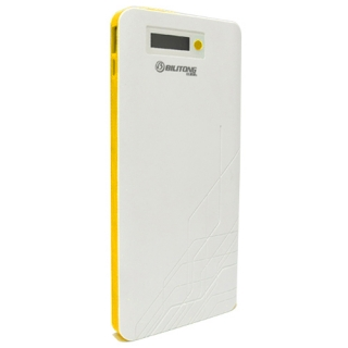 Power Bank BILITONG Y083 13000mAh za Iphone lightning belo-narandzasti