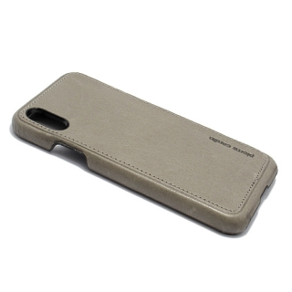 Futrola PIERRE CARDIN PCL-P03 za Iphone X siva