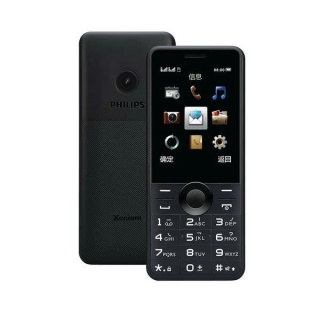 PHILIPS E168 Xenium Dual Sim black
