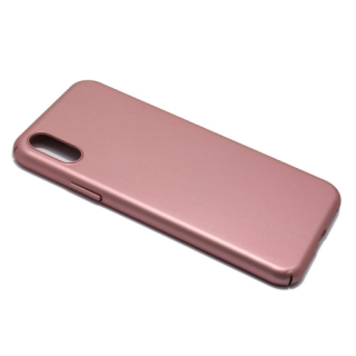 Futrola PVC Gentle za Iphone X roze