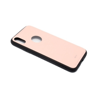 Futrola GLASS za Iphone X/ Iphone XS roze