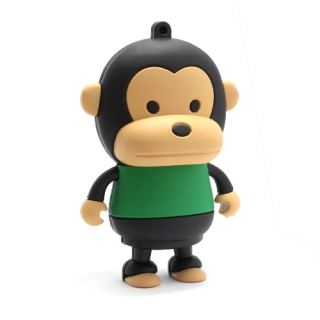 Power Bank EMOJI 2200mAh monkey DZ01