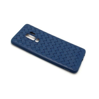 Futrola BASEUS Weaving za Samsung G965F Galaxy S9 Plus plava