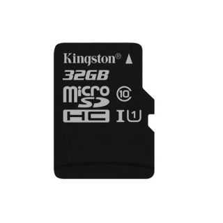 Micro SD 32GB Kingston Canvas Select class 10 bez SD adaptera