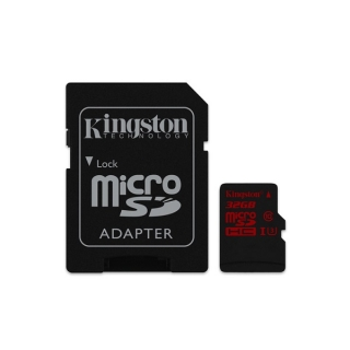 Micro SD mem. kartica 32GB Kingston UHS-I U3