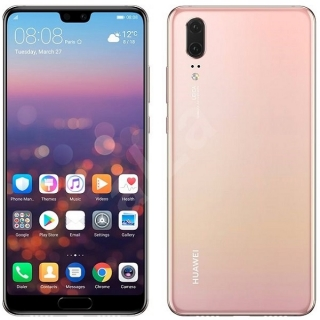 Huawei P20 DS Pink gold