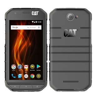 CAT S31 DS Black