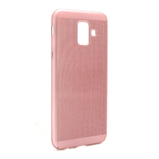 Futrola PVC BREATH za Samsung A600F Galaxy A6 2018 roze