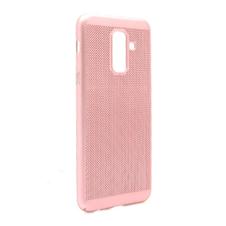 Futrola PVC BREATH za Samsung A605G Galaxy A6 Plus 2018 roze