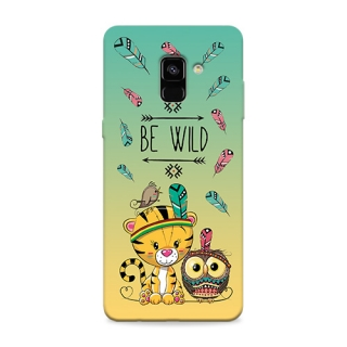 Futrola DURABLE PRINT za Samsung A730F Galaxy A8 Plus 2018 DP0034